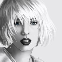 Taylor Swift by natalico