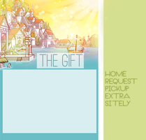 The Gift Layout #3 (already omg) by tropyyy