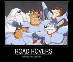 Road Rovers by ZergRex