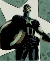 quick Cap color sketch by dismang