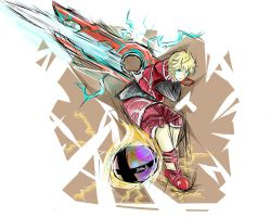 Shulk Strikers Charged by ArchRelico