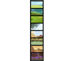 Journey of the Spike BG Compilation by X-Discord-X
