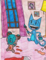 Crazy With the Paint by Millie-the-Cat7