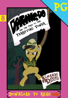 (8) Daring Do and the Trek to the Terrifying Tower by AlmanacPony