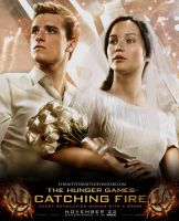 The Hunger Games: Catching Fire by EternityEternity