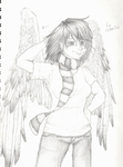 Anne (for Ch4rm3d) by p4perwings