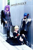 VOCALOID : Imitation Black by Bluedknn