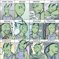 Enya Expression Meme by Octeapi