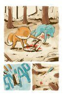 The Fox - Page 7 by lookhappy