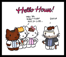 hello house by EatToast