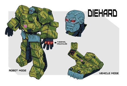 TF OC - Diehard by Satapatis