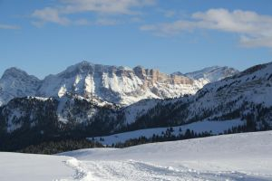 dolomite alps by two-ladies-stocks