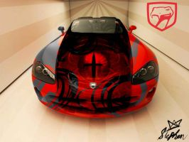 Dodge Viper by KingGameDEsign