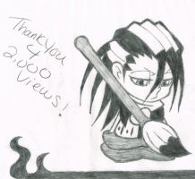 Wow Thank you-Chibi Byakuya by xBrixAnimeJunkie8D