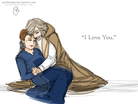 Goodbye Leia by YestherDey