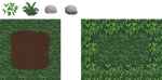 RPG Tileset WIP - Grass and Dirt by RendiaX