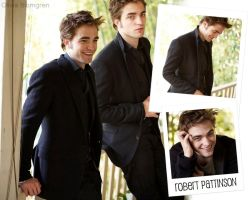 Robert Pattinson Wallpaper 12 by oliviapattinson