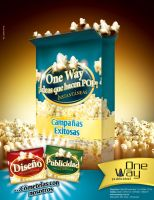 ONE WAY - aniversario II by cesar470