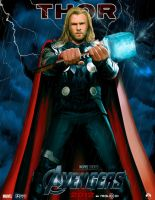 Avengers: Thor by agustin09