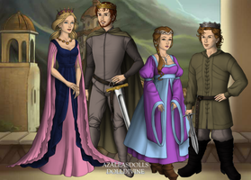 The Black Cauldron Family. by Katharine-Elizabeth