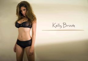 Kelly Brook by ArtSlash13