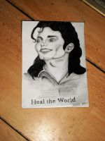 Michael by HealTheWorld123