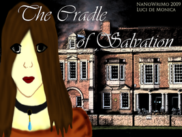 The Cradle of Salvation Banner by Luciferspet