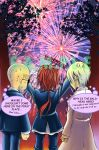 Out for the fireworks display by Harlequinn87