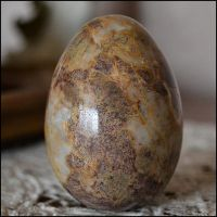 Marble Egg by FrankAndCarySTOCK