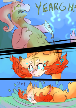ToT Chapter 5: SINKING Pg21 by 1Apple-Fox1