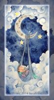 Lullaby Moon by MisticUnicorn