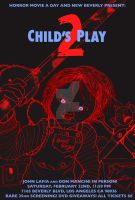 Child's Play 2 by CtrlZAtelier