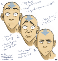 Older Aang - WTF Sequence by crusanite