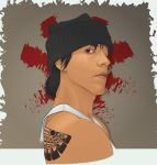 RHCP - Anthony Kiedis by Freestyler15