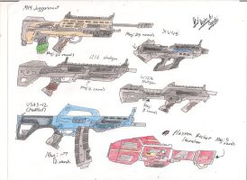 Star Fox Salvation modified weapons 6 by BlackKnife12