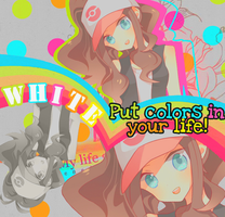 Put colors in your life by xAna-chii