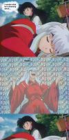 Inuyasha's Dream by inuXkag91092
