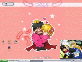 My Desktop :D by mitsuko0821