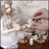 Tea time by yenna-photo