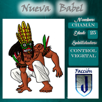 NPC: Chaman by Dracolipse