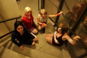 The Ladies of Silent Hill by YourRain