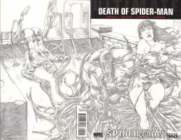 USM 160 sketch cover 10 by JesterretseJ