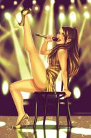 Ariana Grande by EddieHolly