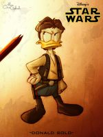 Donald Solo by MarioOscarGabriele