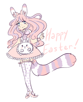 +..Happy Easter!!..+ by QueenMaxiine