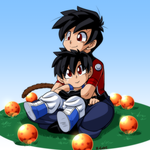 Dragon Ball Laras by rongs1234