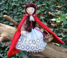 Red Riding Hood by fairiesnest