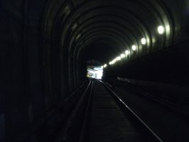 Thames Tunnel-Looking back by chaobreeder16