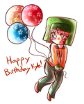 Kyle B-day by Jrynkows