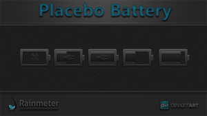 Placebo Battery by WwGallery